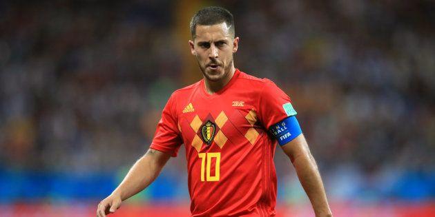 Eden Hazard é arma da Bélgica na luta pelo inédito título em Copa do
