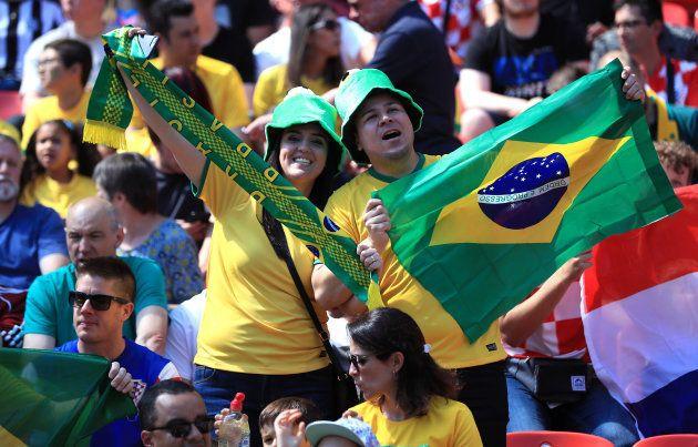 Todo mundo tenta, mas só o Brasil é