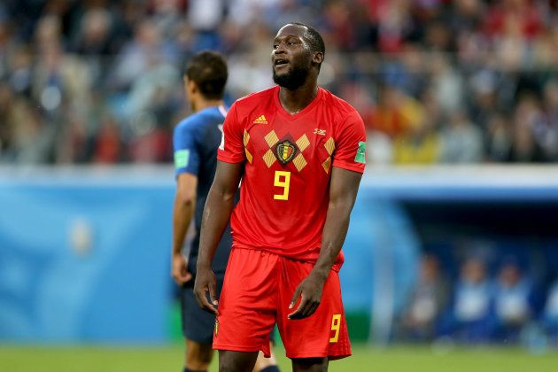A Bélgica, do artilheiro Lukaku, se despediu da Copa da