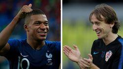 Final da Copa entre França e Croácia terá duelo por presença em 'Melhor do