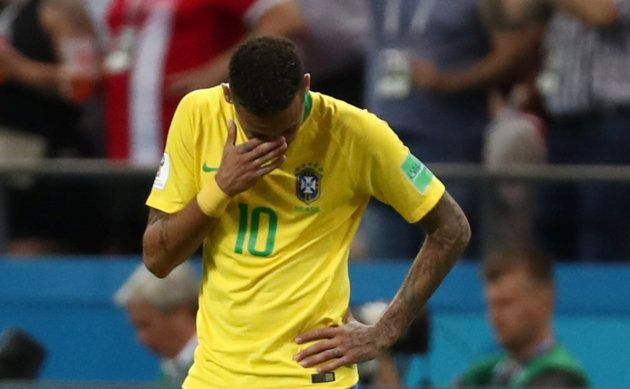 Neymar não foi bem na Copa da Rússia e dificilmente estará na briga para ser o