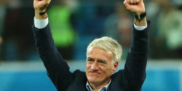 Didier Deschamps foi campeão mundial em 1998 como jogador e, agora, pode erguer a taça como técnico da