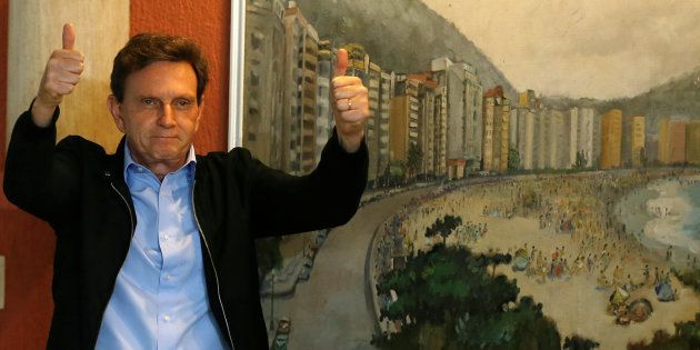 Pedido de impeachment contra Crivella foi rejeitado por 29 votos contra