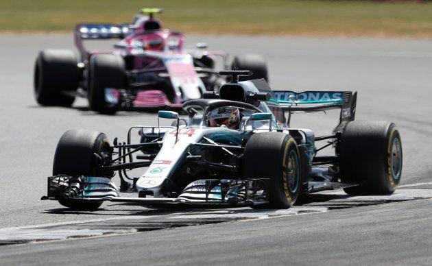Fórmula 1 teve 3 GPs disputados durante a Copa da