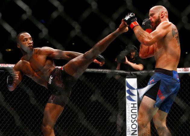 Donald Cerrone foi atração no UFC Singapura, disputado na última semana de