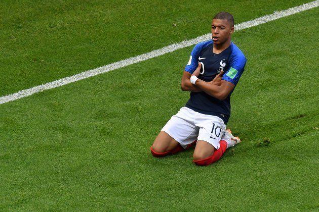Kylian Mbappé brilhou na Copa da