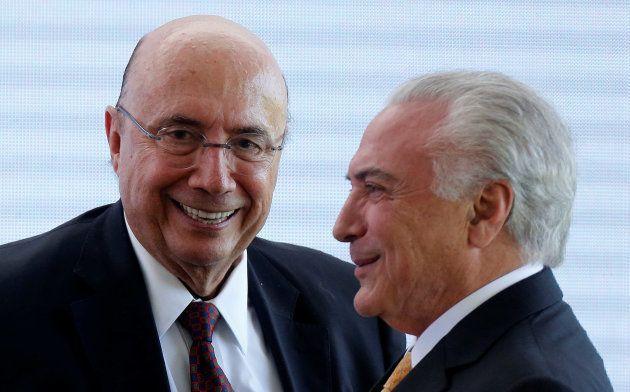 Henrique Meirelles, ex-ministro da Fazenda de Michel
