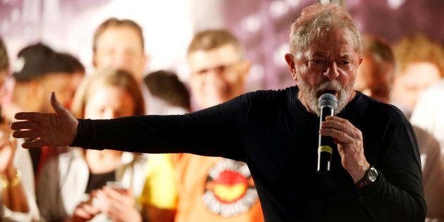 Registro da candidatura de Lula à Presidência será feito no dia 15 de agosto pelo