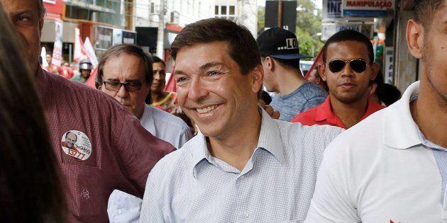 Filho do ex-vice-presidente José Alencar, Josué Alencar é cotado para vice de Ciro