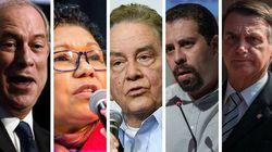 Quem são os 5 candidatos à Presidência já confirmados pelos