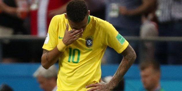Neymar foi mal na Copa e está fora da lista dos 10 melhores que concorrem ao The Best, da