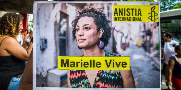 O número de vereadoras negras caiu de 329 para 328, com a morte de Marielle Franco (PSol) em 14 de