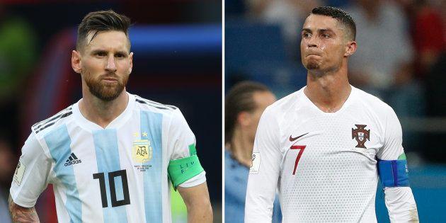 Lionel Messi e Cristiano Ronaldo investem grana em