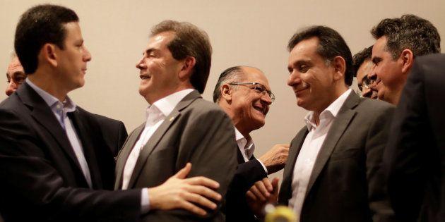 União com centrão garante a Alckmin 40% do tempo de propaganda eleitoral em rádio e