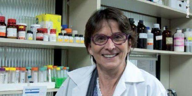 Helena Nader é professora da Unifesp e presidente de honra da