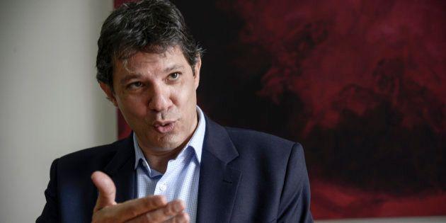 Haddad avisou que PT vai retomar a pasta única para o Ministério da Ciência e Tecnologia se partido eleger...