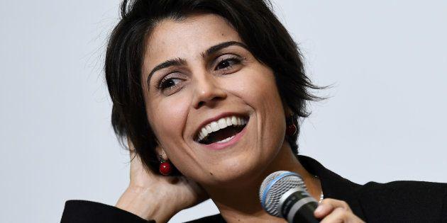 Manuela D'Avila chegou a ser cotada para vice de Ciro Gomes (PDT) e do PT, mas PCdoB decidiu manter candidatura