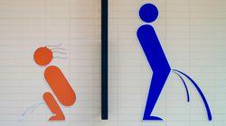 Mulher tem direito de fazer xixi em pé? Esta foi a minha