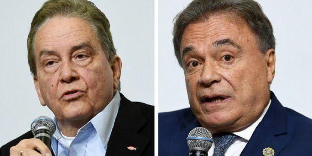 Vice de Alvaro Dias será Paulo Rabello, que desistiu de candidatura