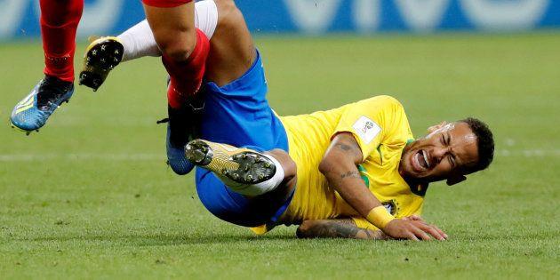 Reação de Neymar é o lembrete de que ainda não aprendemos a falar sobre