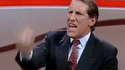 Roda Viva raiz: 'Cala a boca, canalha, safado', disse Quércia a entrevistador em