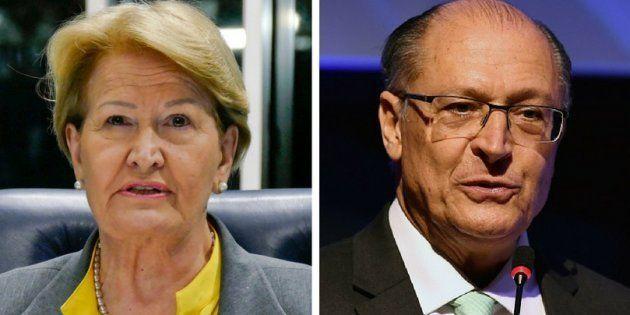 A decisão de Ana Amélia (PP) como vice de Geraldo Alckmin (PSDB) visa a agregar o eleitorado feminino...
