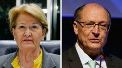 Ana Amélia aceita ser vice de Alckmin — com a condição de não ser 'vice