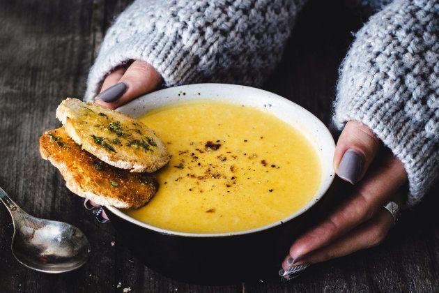 Sopinha de cenoura também é um clássico dos dias mais frios - e bastante nutritiva, se preparada corretamente.