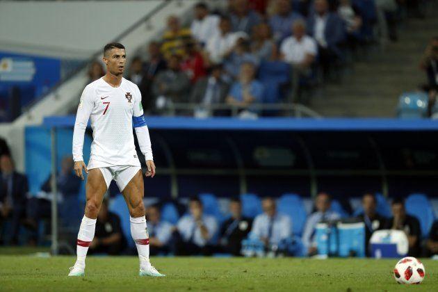 Cristiano Ronaldo não conseguiu levar sua seleção muito longe na Copa da