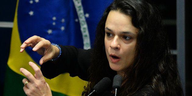 Advogada e professora da Universidade de Sao Paulo (USP) Janaína Paschoal, uma das autoras do pedido...