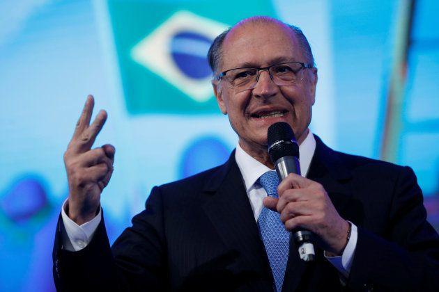Aliança com o centrão abriu maior espaço para Alckmin no horário eleitoral. O tempo oficial só será divulgado...