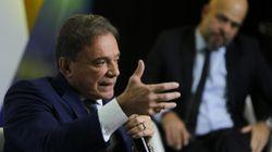 'Moro é símbolo de esperança', diz Alvaro Dias ao ser lançado candidato à