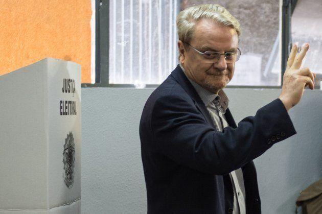 Marcio Lacerda (PSB) diz que vai até o fim por sua candidatura ao