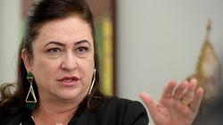 Kátia Abreu será vice na chapa de Ciro