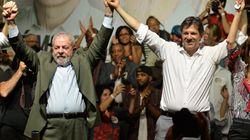 Haddad será vice na chapa de Lula, diz
