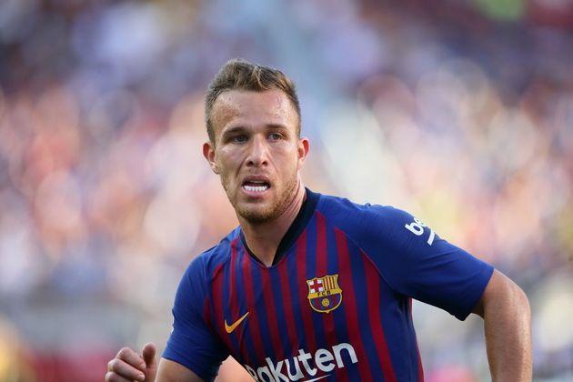 Arthur chegou quietinho ao Barça e já cavou um lugar entre os