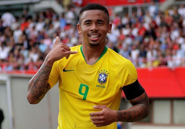 Gabriel Jesus foi mal na Copa, mas tem bom histórico nos amistosos pela Seleção e merece