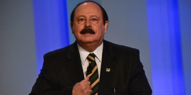 Levy Fidelix, presidente do PRTB, vai concorrer a uma vaga na Câmara dos Deputados em