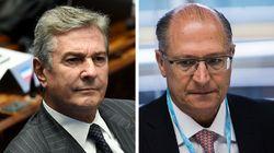 Desafetos em Alagoas, Collor e Alckmin vão dividir