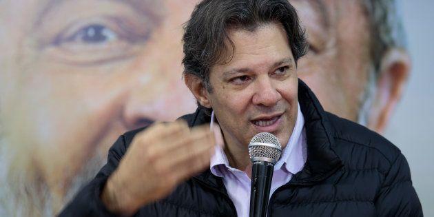 Vice de Lula, Fernando Haddad (PT) quer fazer na internet transmissão paralela ao debate da Band na