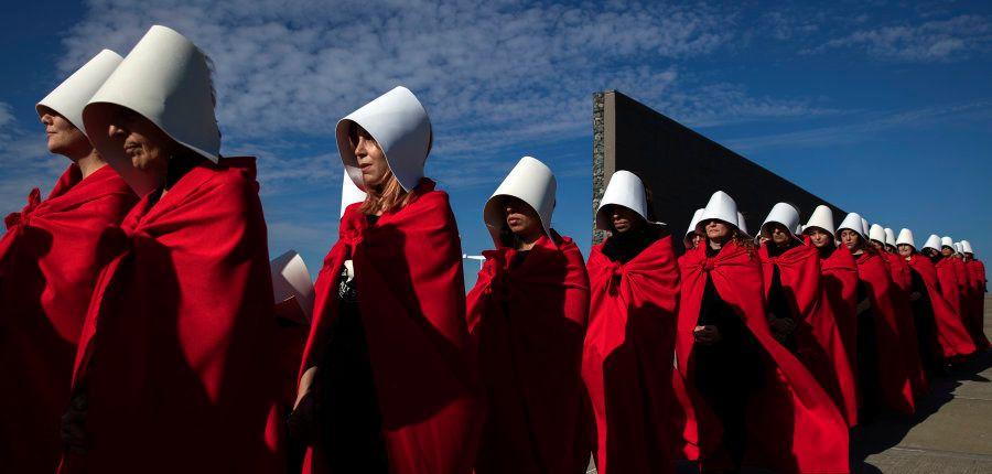 Ativista em favor da legalização do aborto na Argentina, no último dia