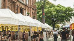 'Mercado Manual' ocupa Pinacoteca de SP com produtos artesanais, música e