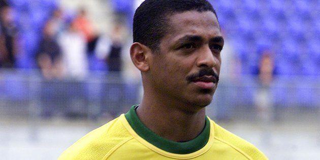 Vampeta, ex-jogador de Corinthians, Flamengo e Seleção Brasileira, é Marcos