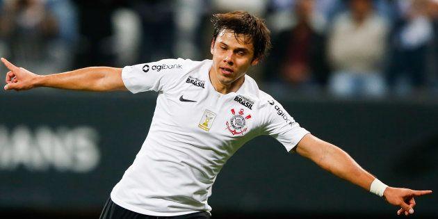 Romero é o principal artilheiro da Arena Corinthians e um dos bons representantes do futebol paraguaio...