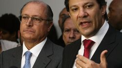 Se Bolsonaro chegar ao 2º turno, Haddad admite aliança com