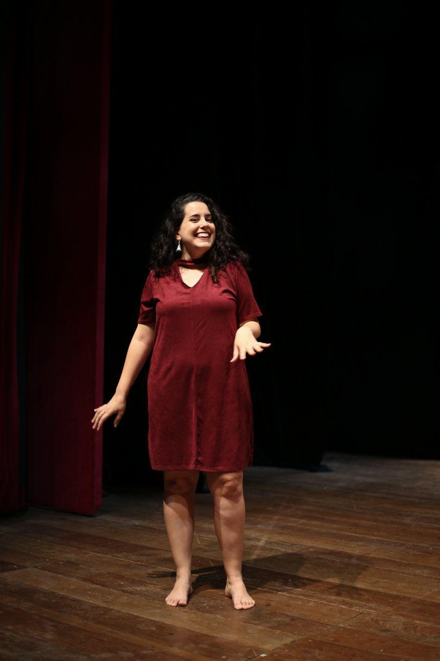 Sem paciência para a mesmice do espaço ocupado pelas mulheres no teatro, Letícia decidiu que queria contar...