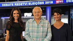 Debate da RedeTV! deve ter púlpito vazio no lugar onde estaria