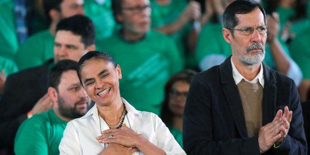 'Candidatos verdes', Marina Silva e Eduardo Jorge apostam em energias renováveis para criar empregos...