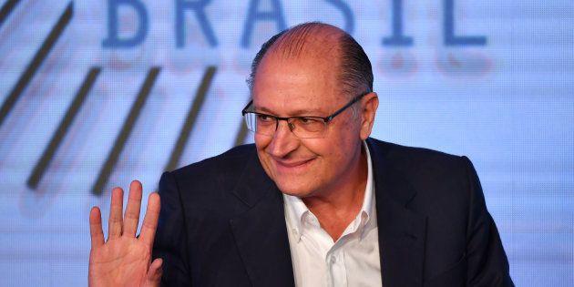 Geraldo Alckmin quer desenvolver a indústria 4.0, da economia criativa, também para gerar
