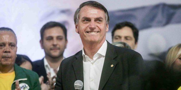 Jair Bolsonaro defende um ajuste fiscal rigoroso para a retomada do crescimento